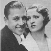 George Olsen and Ethel Shutta