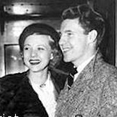 Harriet Hilliard and Ozzie Nelson