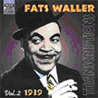 Transcriptions: Fats Waller, Vol. 2