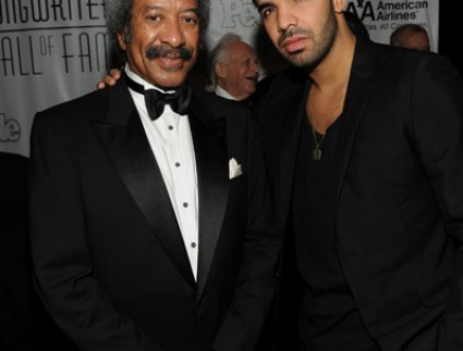Allen Toussaint and Drake