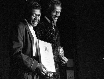 Ben Vereen, Chuck Berry