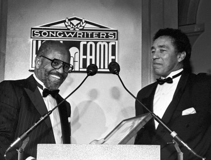 Berry Gordy, Smokey Robinson