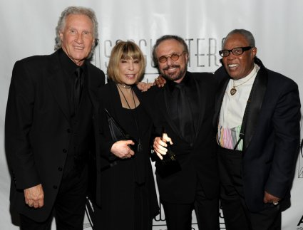 Bill Medley, Cynthia Weil, Barry Mann, and Sam Moore