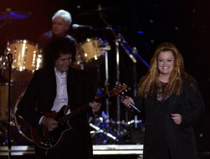 Brian May, and Wynonna Judd