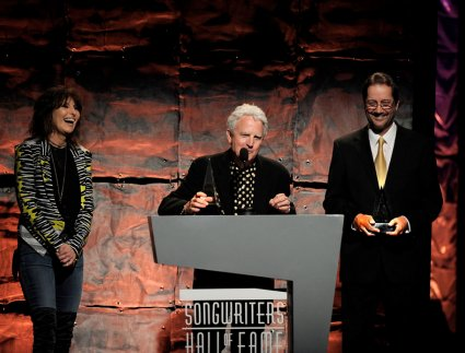 Chrissy Hynde, Billy Steinberg, and Tom Kelly