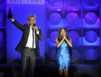 David Foster, and Charice