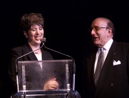Diane Warren, and Clive Davis