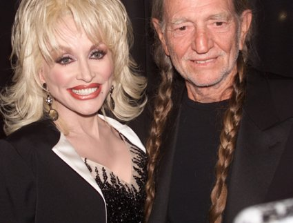 Dolly Parton, and Willie Nelson