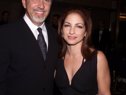 Emilio and Gloria Estefan