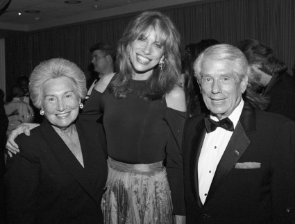 Feigy Goldberg, Carly Simon, Jules Goldberg