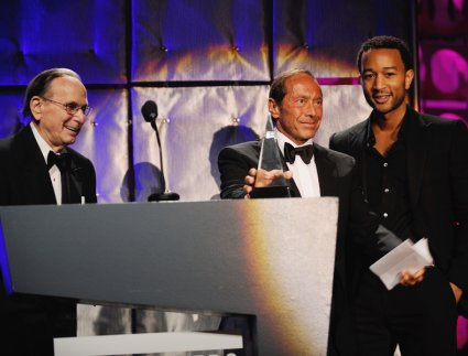 Hal David, Paul Anka, and John Legend