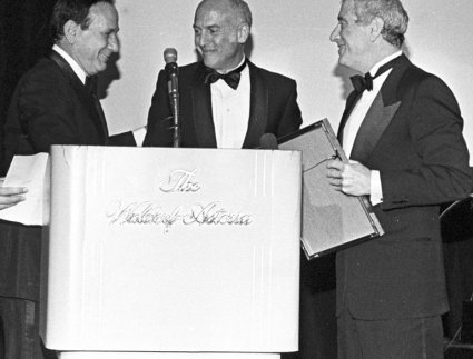 Hal David, Mike Stoller, and Jerry Leiber