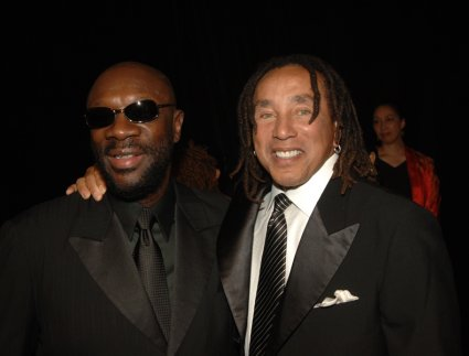 Isaac Hayes, and Smokey Robinson