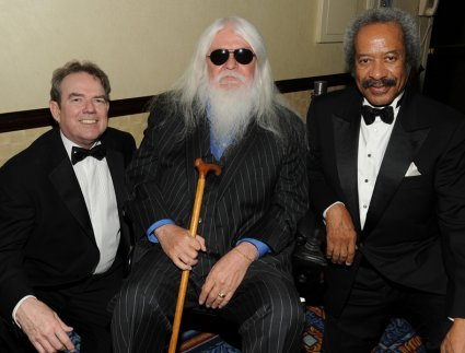 Jimmy Webb, Leon Russell, and Allen Toussaint