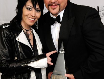 Joan Jet, and Desmond Child