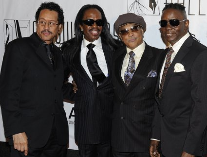 Larry Dunn, Verdine White, Al McKay, Philip Bailey