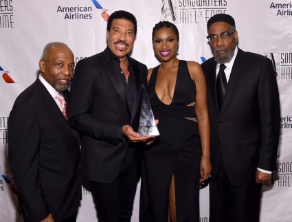 Leon Huff, Lionel Richie, Jennifer Hudson, Kenneth Gamble