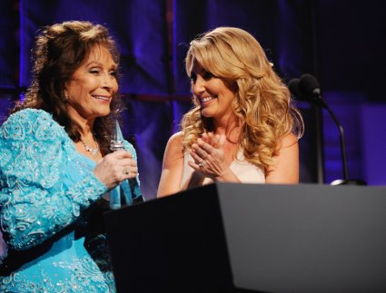 Loretta Lynn, and Lee Ann Womack