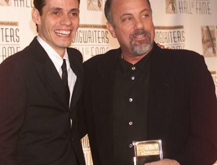 Marc Anthony, Billy Joel