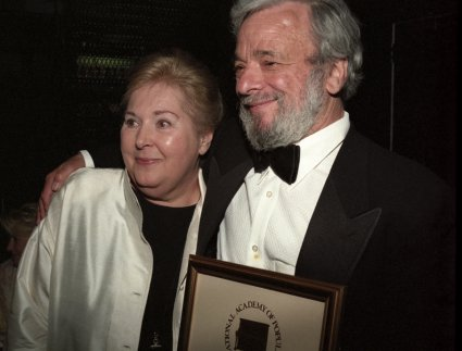 Marilyn Bergman and Stephen Sondheim