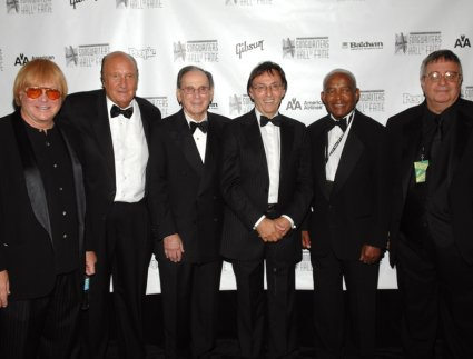 Michael Masser, Don Kirshner, Hal David, Don Black, Irving Burgie, and Bobby Weinstein