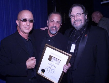 Paul Shaffer, Billy Joel, Phil Ramone