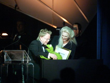 Paul Williams, Kermit, Judy Collins