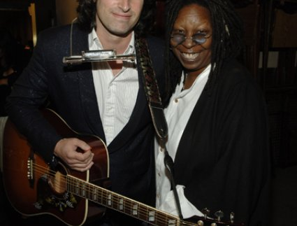 Peter Yorn, and Whoopi Goldberg