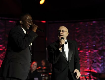Philip Bailey, and Phil Collins