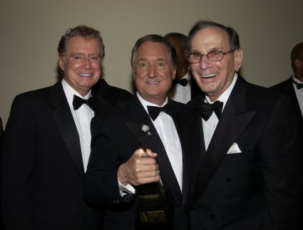 Regis Philbin, Neil Sedaka, Hal David