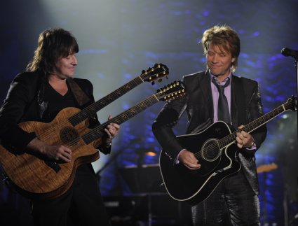 Richie Sambora, and Jon Bon Jovi
