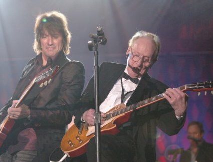Richie Sambora, and Les Paul