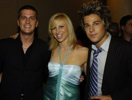 Rob Thomas, Debbie Gibson, and Ryan Cabrera