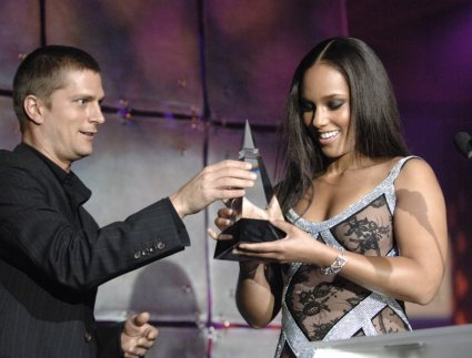 Rob Thomas, and Alicia Keys