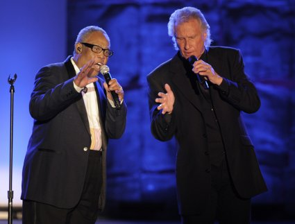 Sam Moore, and Bill Medley