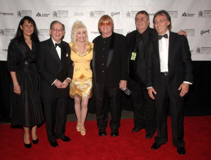 Shelly Randazzo, Hal David, Michael Masser, Bobby Weinstein, and Don Black
