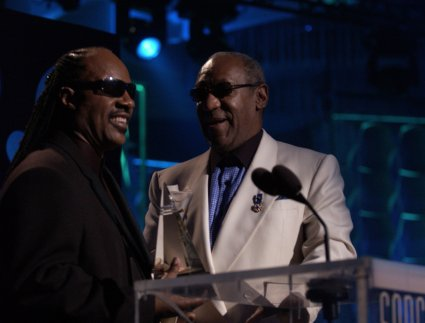 Stevie Wonder, Bill Cosby