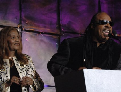 Sylvia Moy, and Stevie Wonder