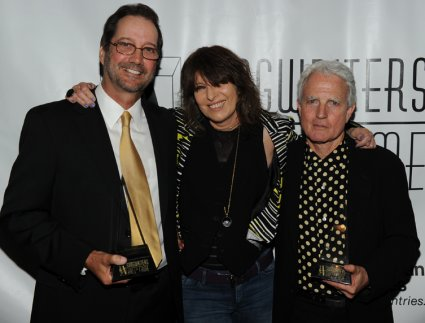 Tom Kelly, Chrissy Hynde, and Billy Steinberg