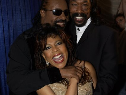 Valerie Simpson, Stevie Wonder, Nickolas Ashford