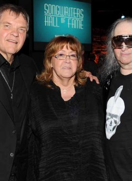 Meat Loaf, Linda Moran and Jim Steinman