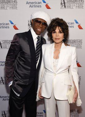 Nile Rodgers & Carole Bayer Sager