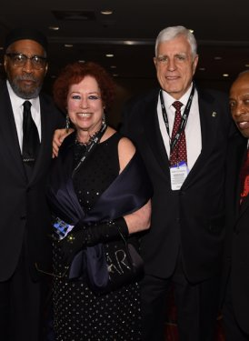 Kenneth Gamble, Karen Sherry, Robbin Ahrold And Leon Huff