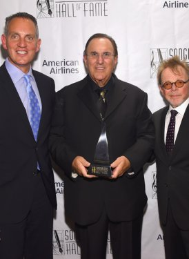 Mike O'Neill, Visionary Leadership Awardee John LoFrumento and Paul Williams
