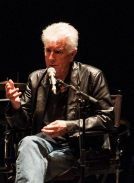 Graham Nash - Photo by Alex Pachino