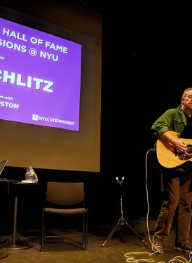 Don Schlitz performs some of his classic songs
