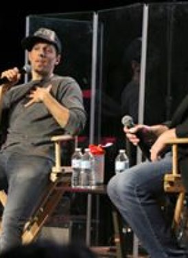 Jason Mraz and Chris Sampson