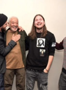 Justin Timberlake, Bill Withers, Shellback and Max Martin