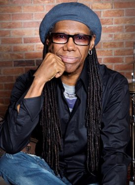 Current SHOF Chairman Nile Rodgers