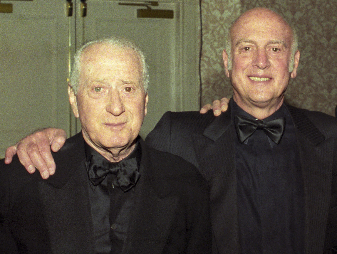 Jerry Leiber & Mike Stoller